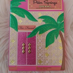 💖NWT Too Faced Palm Springs Dreams